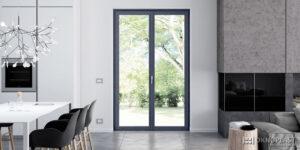 DF-Sistemi-Serramenti-e-Porte-Zona-giorno-con-porta-balcone-Prolux-Evolution