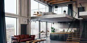 DF-Sistemi-Serramenti-e-Porte-OknoplastAlluminio_aluhaus_wall_living_room