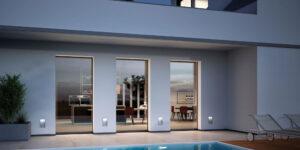 DF-Sistemi-Serramenti-e-Porte-Esterno-con-piscina-e-finestre-Prolux-Vitro-di-Oknoplast